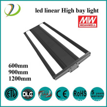 Motion sensor linear led high bay light